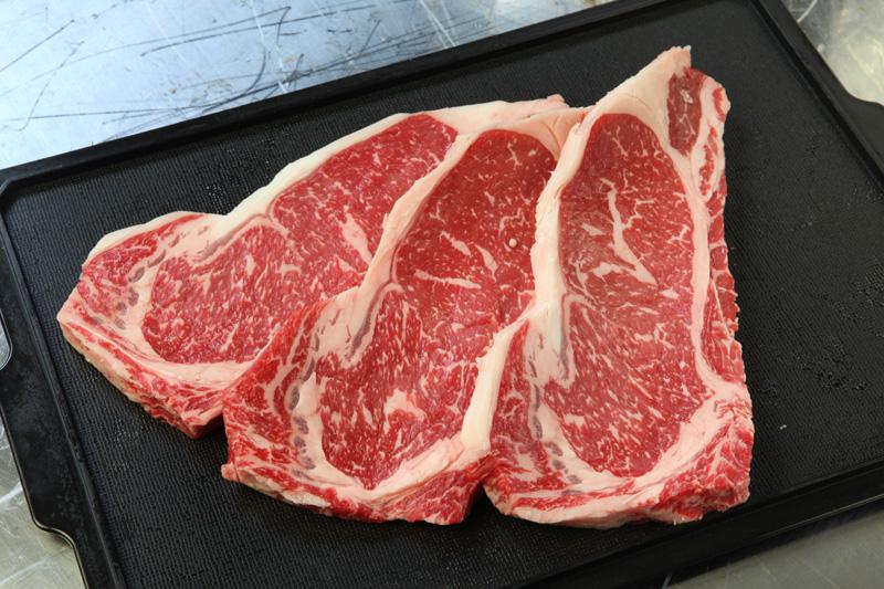 国産牛サーロインステーキ02