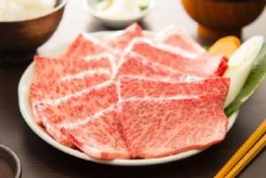 三田和牛霜降りロース(サーロイン)焼肉用