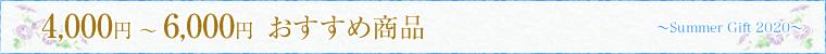 4000〜6000円